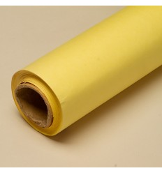 Baggrundspapir - farve: 007 Yellow - 2,72 x 11m og 155 gr pr kvm. 0