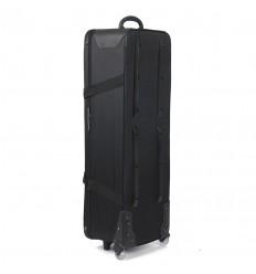 XLarge - Stærk & ekstra beskyttende trolley taske med flere rumdelere - Ca. indre mål 101 x 33 x 21 cm