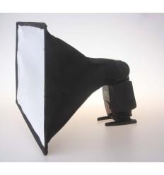 Strobist softbox 20x30cm - Foldbar