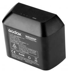 Godox AD600pro batteri 0