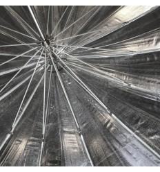 Godox 101cm Paraply Sølv