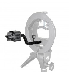 Godox 4 Speedlight holder til Bracket