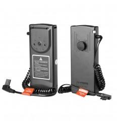 Godox CP-80 kompakt ekstern batteripakke til Nikon