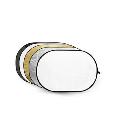 Godox 5i1 Reflektor 60 x 90 cm (Soft, sølv, guld, sort & hvid)