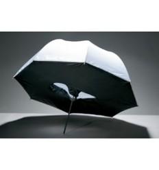 Godox 84cm Paraply Softboks hvid/sort