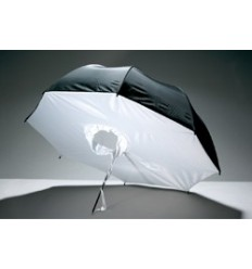 Godox 101cm Paraply Softboks sort/hvid