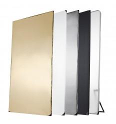 Walimex pro 5i1 Reflektorer Panel, 1x2m