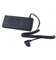 PIXEL TD-381 - FlashGun Power Pack CANON (580EXII, EX580, EX550, MR-14EX, MT-24EX)