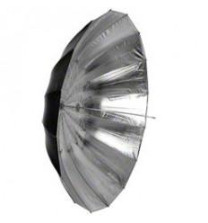 Paraply 180cm SØLV 0