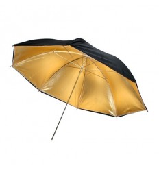 Guld Paraply 90cm 0
