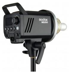 Godox MS200 flashlampe