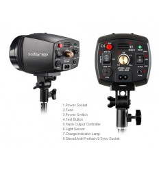 Godox Mini Master K-180A Mini Studio Flash