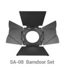 SA-08 Barndoor set Godox S30 Tilbehør