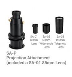 SA-P Projection Attachment Godox S30 Tilbehør
