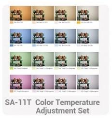 SA-11T Color Temperature Adjustment Set Godox S30 Tilbehør