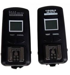 Yidoblo DS-701 2.4G AC High Speed Trigger og TTL - For Canon