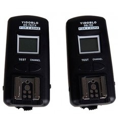 Yidoblo DS-702 2.4G AC High Speed Trigger og TTL - For Nikon