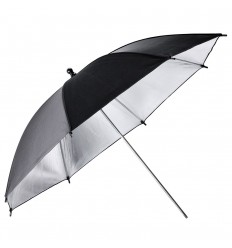 Godox 84cm Paraply Sølv