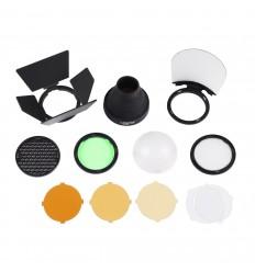 Godox H200 Roundhead Accessories kit