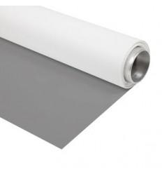 Menik Vinyl Grå/Hvid - 2 x 6m - 600gr. kvm