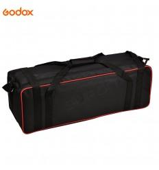 """85cm """"NY"""" Meget kraftig foret taske med mellemrumsdelere på langs og på tværs og sidelomme -  til flashsæt med tilbehør"""