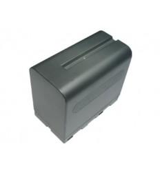 Boling Li-ion batteri - 7.4V - 6600mAh - NP-F970 0