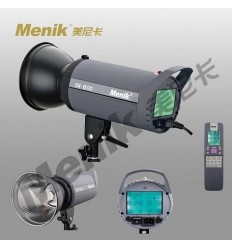 Menik SK-600watt - Ledetal 80 - LCD display m. touch screen - Mulighed for fjernbetjening 0
