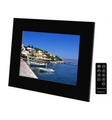 Bresser DPF104 digital video- og fotoramme 0