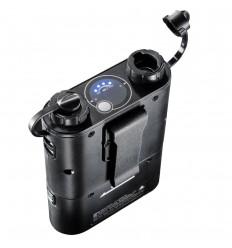 Godox PB960 - Powerblock Propax batteri - Sort m. oplader og inkl 1 powerkabel 0