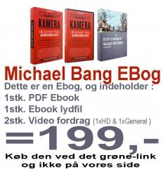 Michael Bang eBog: Aldrig Mere Auto - Sådan Indstiller Du Manuelt Dit Kamera 0