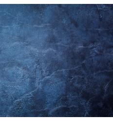 Flat Lay 60x60cm Abstrakt Mørkeblå