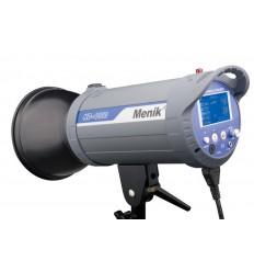 Menik KD-300watt - Ledetal 56 - LCD display - Mulighed for fjernbetjening 0