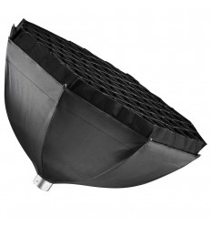 Godox Witstro Softbox Kit - 48cm Octagonbox m. grid & diff. & dish sheet