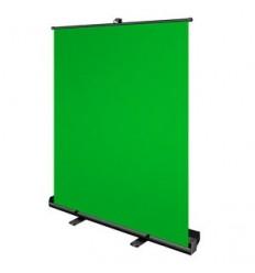 Rollup screen Grøn 150 x 200cm