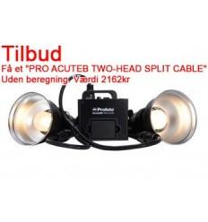 Profoto AcuteB2 AirS Kit med 2 lampehoveder. TILBUD 0