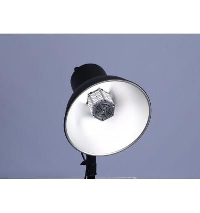 Vivi lampe kit - VL-2500S LED Video-Light ( 18000Lumen, CRI 95+, Incl taske )