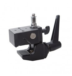 "Phottix Multi Clamp m. Spigo 1/4"" & 3/8"" 0"