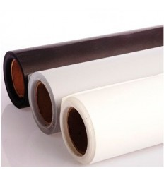 Papirpakke med 4 valgfrie baggrundsruller - 200g