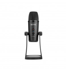 BOYA Mikrofon Gaming BY-PM700 Kondensator MicroUSB