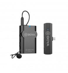 BOYA Modtager Trådløs BY-WM4 Pro K5 USB-C