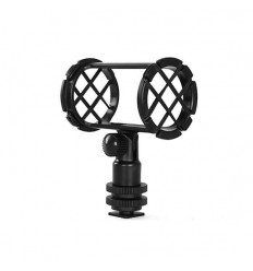 BOYA Støddæmper Mikrofon BY-C04 Universal