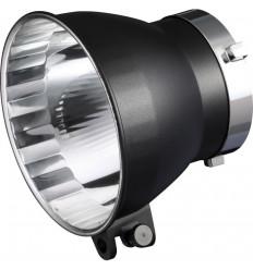 Standard Key Light reflektor med paraplyinput og bowens fatning
