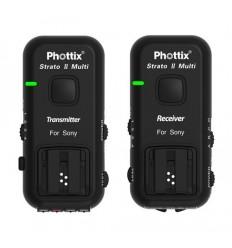 Phottix Strato II Multi 2.4GHz Trigger sæt 5i1 Sony 0