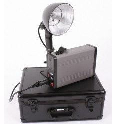 Aputure EX-400 Flash Lampe m. BatteriPack 0