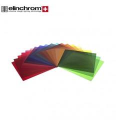 Elinchrom 20 Farvefiltre 21cm 0