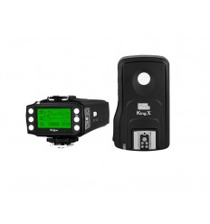 Pixel King PRO Wireless TTL FlashTrigger Canon m High Speed Sync 1/8000 second 0