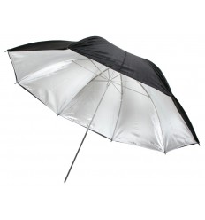 BOLING Paraply med sølv coating - 109 cm 0