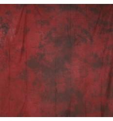 """Walimex Stof  Baggrund - Marmorerret Red - 2,8x5,8m - 130g/m² & 100% bomuld """"""""PÅ FJERNLAGER - Leveringstid ca. 3 hverdages"""""""" 0"""