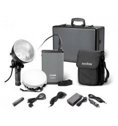Godox Energizer Monolite 400watt portable Battery studiokit 0