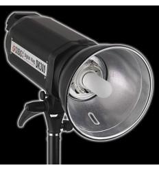 OUBAO DK800 - 800watt Digital Flashlampe - Ledetal 86